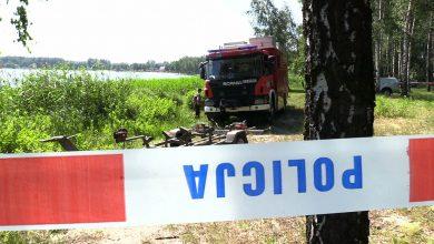 Dąbrowa Górnicza: Tragiczny finał poszukiwań w Pogorii III. 18-latek nie żyje