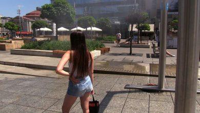 Sosnowiec ma saturator, Katowice kurtyny wodne. Jak miasta walczą z upałem?