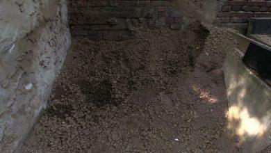 Przy cmentarzu przy ulicy Piekarskiej w Bytomiu znaleziono ludzkie szczątki. Nie wiadomo, skąd się tam wzięły