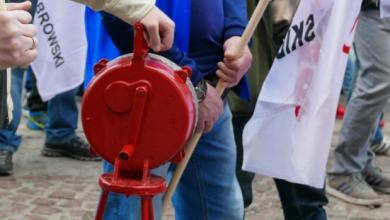 Pracownicy JSW jadą do Warszawy! Protest przed siedzibą Ministerstwa Energii