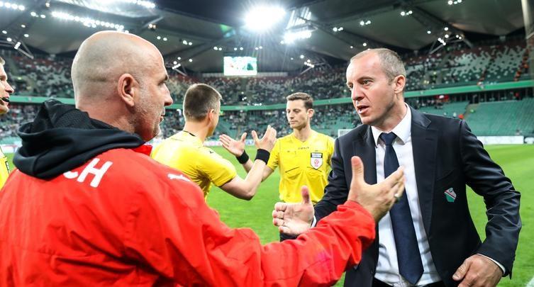 Andora, Gibraltar i Słowacja. Legia i Cracovia poznały rywali w eliminacjach Ligi Europy (zdjęcie: Łączy Nas Piłka)