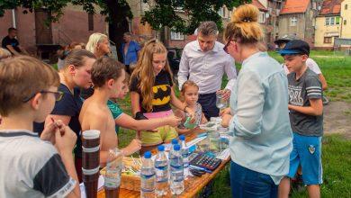 Dzieci w Bytomiu same zaprojektowały plac zabaw! Wyszło kapitalnie! (foto. UM Bytom)
