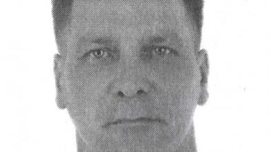 Częstochowa: Zaginął Jacek Błaszczyk, którego znakiem rozpoznawczym mają być mocno owłosione ramiona [FOTO] Policja prosi o pomoc (fot.KMP Częstochowa)