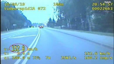 Pędził o ponad 100 km/h za szybko! Przerażający rajd kierowcy porsche w Rybniku! [WIDEO]