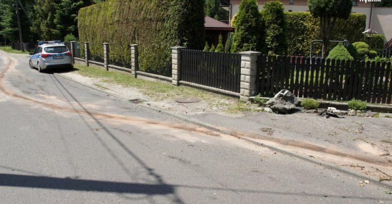 Groźny wypadek w Rybniku! Kierowca potrącił dziecko u uciekł!