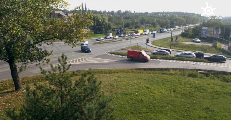 Sosnowiec: Utrudnienia na DK94 od 18 czerwca. Kierowcy będą musieli uzbroić się cierpliwość (fot.UM Sosnowiec)