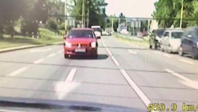Bielsko-Biała: policjanci eskortowali rodzącą kobietę! Zobacz wideo!