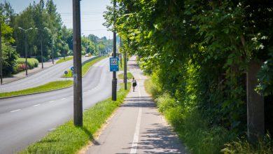 Sosnowiec: Będzie nowy chodnik i droga rowerowa wzdłuż Braci Mieroszewskich (fot. UM Sosnowiec)
