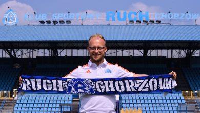 Ruch Chorzów ma nowego trenera! Został nim Łukasz Bereta (fot.Ruch Chorzów)
