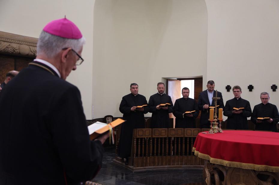 Śląskie: Sprawdź, czy masz nowego proboszcza! Arcybiskup Skworc powołał nowych proboszczów! (fot.Arch.Kat.ks. S. Kreczmański)
