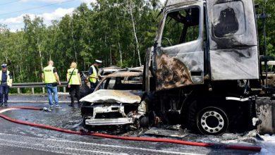 Po karambolu pod Szczecinem, w którym zginęło 6 osób kolejny wypadek w tym samym miejscu!