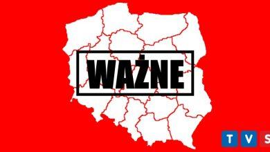 Zamknięto węzeł autostrady A1. Utrudnienia dla podróżujących na północ i południe Polski (fot.GDDKiA)