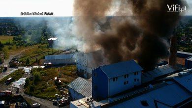 Pożar w Chybiu to mogło być podpalenie? Policja sprawdza wszystkie hipotezy