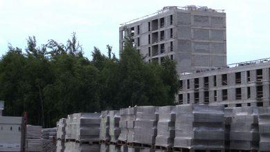Nowy Nikiszowiec już rośnie. W Katowicach budują bloki w ramach programu Mieszkanie Plus