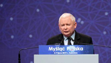 Jarosław Kaczyński na konwencji PiS w Katowicach: Jesteśmy wyspą wolności!