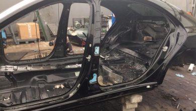 Mercedes do samodzielnego złożenia? Zobaczcie, co odzyskała policja! (fot.policja)