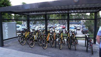 Rybnik: Centra przesiadkowe dla rowerzystów gotowe!