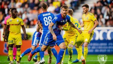 BATE Borysów - Piast Gliwice 1-1 w eliminacjach Ligi Mistrzów! (foto - Piast Gliwice)