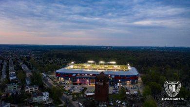 Ze względu na duże zainteresowanie środowym (17.07) meczem Piast - BATE, Piast Gliwice uruchomił sprzedaż biletów na sektorze F.(fot.Piast Gliwice)
