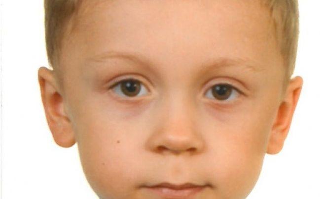 Policja poszukuje 5-letniego Dawida Żukowskiego [FOTO] Jego ojca znaleziono martwego! (fot.KSP)