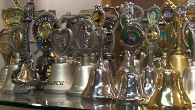 Brakuje tylko Dzwonu Zygmunta ;-) Niesamowita Galeria Dzwonków powstała w Jastrzębiu!