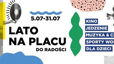 Katowice: Szykuje się niezapomniane Lato na Placu do radości! (fot.materiały prasowe)