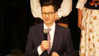 Piknik na początek kampanii, czyli premier Morawiecki w Siemianowicach Śląskich