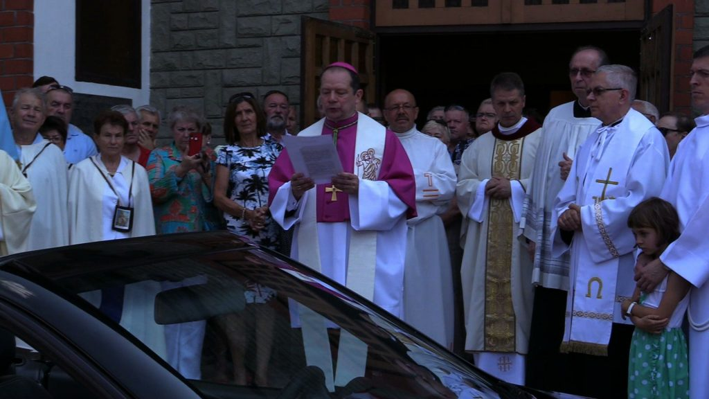 Parafia św. Krzysztofa w Tychach - jak co roku - świętowała dzisiaj dzień swojego patrona
