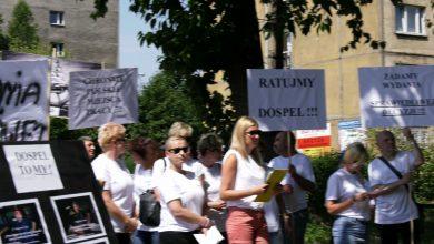 Gigantyczny podatek pogrąży koncern ze Śląska? Pracownicy firmy DOSPEL protestowali w Katowicach