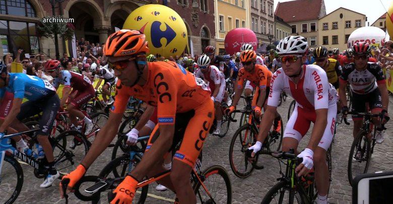 Tour de Pologne w Tarnowskich Górach [TRASA] Utrudnienia będą w całym mieście!