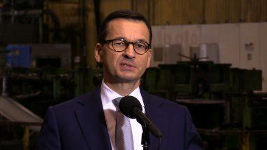 Mateusz Morawiecki z wizytą w woj. śląskim. Premier weźmie udział w otwarciu nowego odcinka autostrady A1