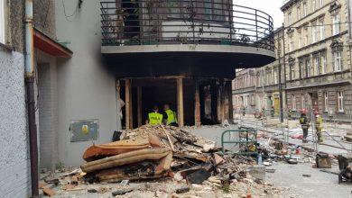 Wybuch gazu w Bytomiu. Sprawębada policja i prokuratura [NOWE FAKTY] (fot.Śląska Policja)