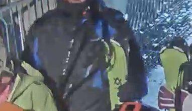 Szczyrk: Uszkodzenie ciała na stoku narciarskim. Ktośgo rozpoznaje? [FOTO] (fot.KMP Bielsko-Biała)