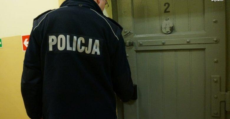 Śląskie: Wyszedł z domu bez celu i trafił do aresztu (fot.KMP Bytom)