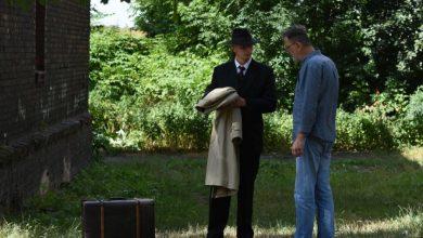 Filmowcy znowu pojawili się w Bytomiu [FOTO] Kręcą film dokumentalny (fot. UM Bytom)