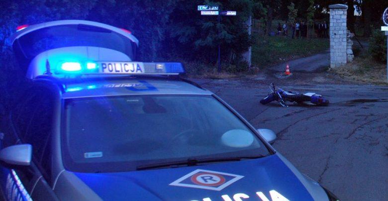 Policyjny pościg ulicami Tychów. Padły strzały (fot.poglądowe)