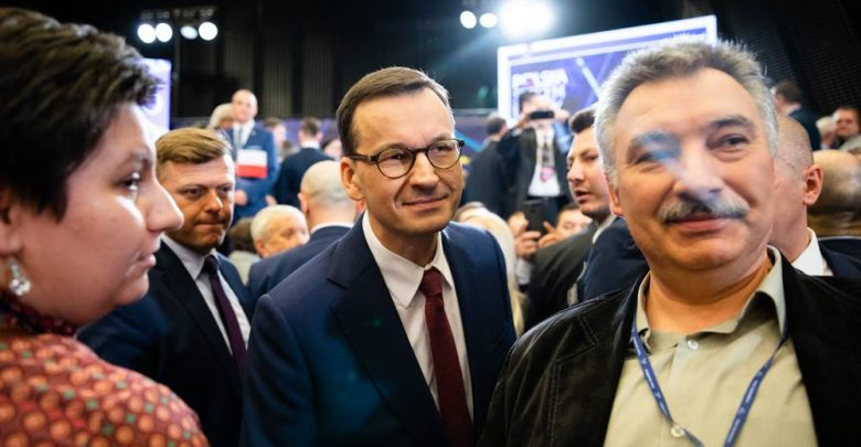 Premier Mateusz Morawiecki dziś na Śląsku. Przyjedzie bez Jarosława Kaczyńskiego?