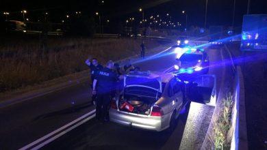 Mistrz kierownicy ucieka: level Śląsk. Szalony pościg za kierowcą Opla!(fot.policja)