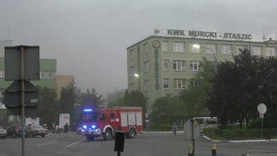 Śmierć w kopalni Murcki-Staszic. Nie żyje 28-letni górnik
