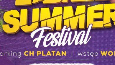 Dziś Zabrze Summer Festiwal. Na scenie Grubson i Jeden Osiem L (fot. Zabrze Summer Festival/fb)