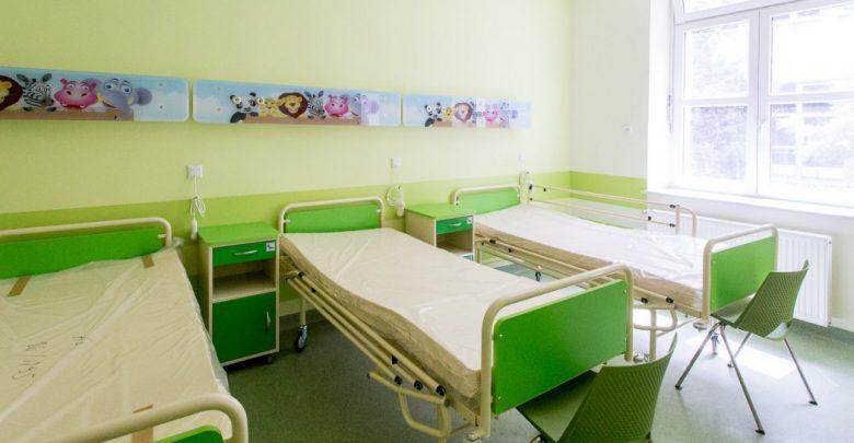 Tak wygląda nowy oddział dla dzieci w szpitalu w Sosnowcu! Robi wrażenie! [ZDJĘCIA]. Fot. Tomasz Żak/UMWS