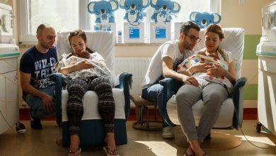 W Świętochłowicach powstanie EMOstrefa. To takie specjalne miejsce do kangurowania noworodków w szpitalu (fot.mat.prasowe)