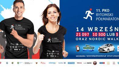 PKO Bytomski Półmaraton ponownie w Atrium Plejada! Wyjątkowa impreza już 14 września!