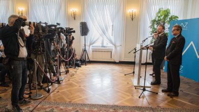 """Ministerstwo Zdrowia o dostępności leków. """"W Polsce nie brakuje szczepionek"""" (fot.Ministerstwo Zdrowia)"""