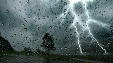 Uwaga! Burze z silnymi opadami deszczu. [www.pixabay.com]
