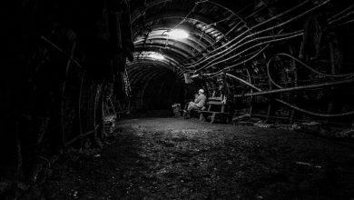 Pożar w kopalni Ruch Szczygłowice. [fot. archiwum]