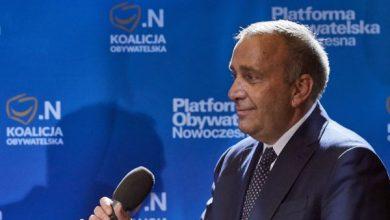 Czy będzie nowy lider PO? Mówi się o kandydacie z woj. śląskiego