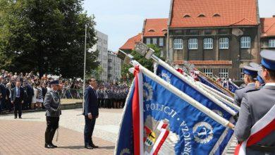 """Katowice: Premier przyjechał na Święto Policji. """"To wam Polacy zawdzięczają bezpieczeństwo!"""""""