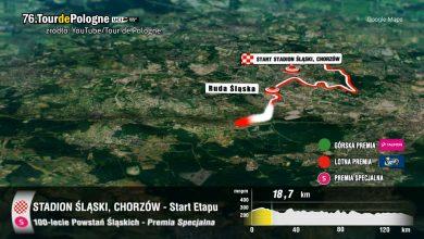 Tour de Pologne 2019: Na Śląsku dla kierowców nadchodzą ciężkie dni. Utrudnienia będą niemal wszędzie