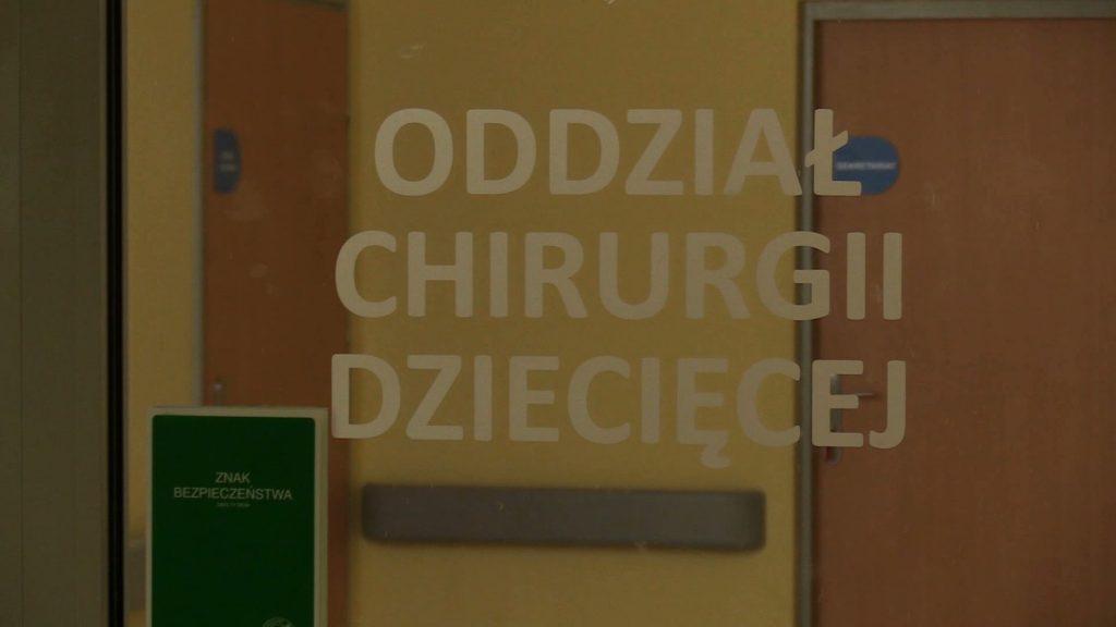 W połowie sierpnia ma rozpocząć się procedura likwidacji Oddziału Chirurgii Dziecięcej w Szpitalu Śląskim w Cieszynie. Powód to brak kadry lekarskiej